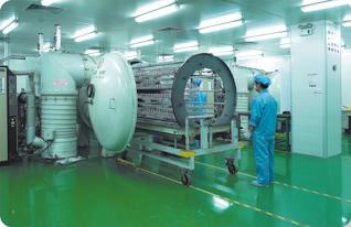 Вакуумное напыление - наиболее эффективный способ нанесения функциональных покрытий